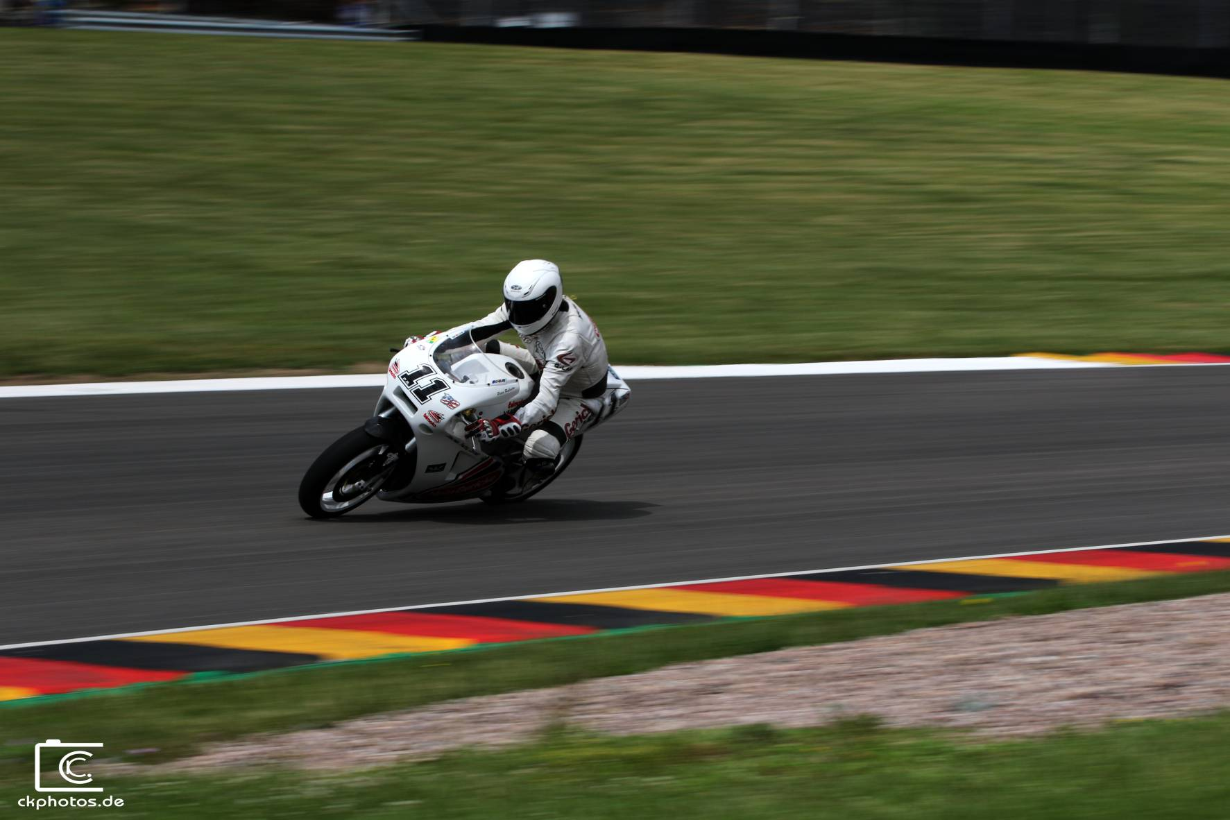 Classic Kings - Peter Rubatto @ Sachsenring Classic 2017